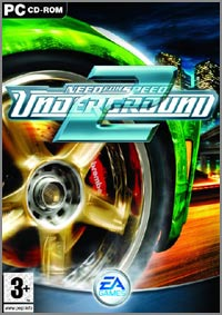 Game Need for Speed: Underground 2 (PC) Cover