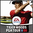 game Tiger Woods PGA Tour 08