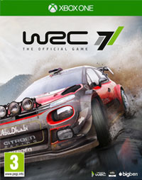 Game WRC 7 (PC) Cover