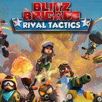 Game Blitz Brigade: Rival Tactics (iOS) Cover