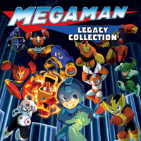 Game Mega Man Legacy Collection (PC) Cover