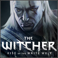 Game The Witcher: Rise of the White Wolf (X360) Cover