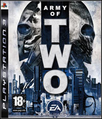 Okładka Army of Two (PS3)