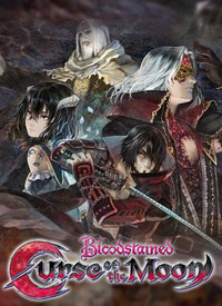 Okładka Bloodstained: Curse of the Moon (Switch)