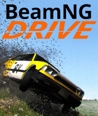 Game BeamNG.drive (PC) Cover