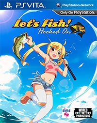 Lets Fish! Hooked On ok�adka