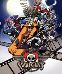 Okładka Skullgirls (PS3)