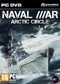 Game Naval War Arctic Circle (PC) Cover