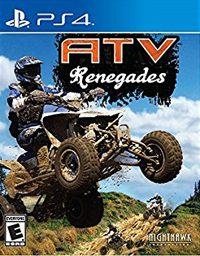Game ATV Renegades (XONE) Cover