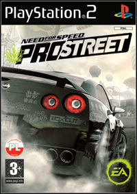 Gra Need for Speed ProStreet (PS2)