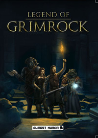 Game Legend of Grimrock (PC) Cover