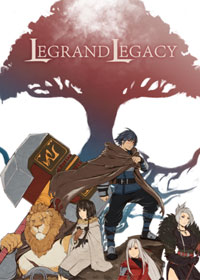 Legrand Legacy: Tale of the Fatebounds Game Box