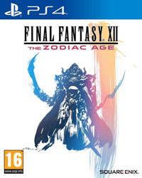 Game Final Fantasy XII: The Zodiac Age (PS4) Cover