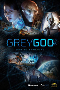 Game Grey Goo (PC) Cover