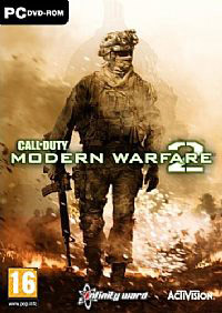 Game Call of Duty: Modern Warfare 2 (PC) Cover