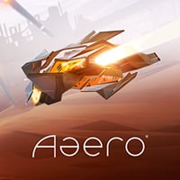 Game Aaero (PS4) Cover