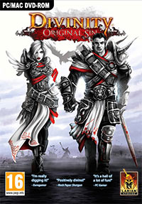 Game Divinity: Original Sin (PC) Cover