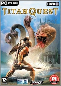 Okładka Titan Quest (PC)
