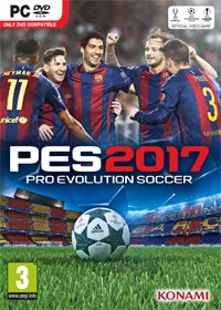 Game Pro Evolution Soccer 2017 (PC) Cover