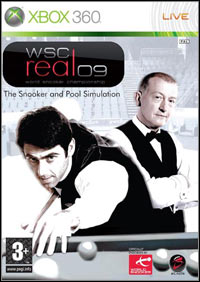 WSC Real 09: World Snooker Championship (XBOX 360) ok?adka