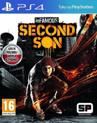 inFamous: Second Son Game Box