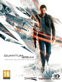 Game Quantum Break (XONE) Cover