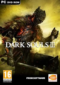 Game Dark Souls III (PS4) Cover