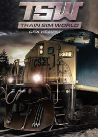 Game Train Sim World: CSX Heavy Haul (PC) Cover