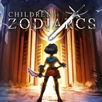 Children of Zodiarcs Game Box