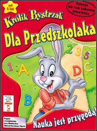 Okładka Reader Rabbit: Kindergarten (PC)