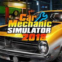 Game Car Mechanic Simulator 2018 (PC) Cover