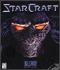 Game StarCraft (PC) Cover