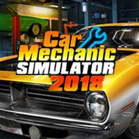 Game Car Mechanic Simulator 2018 (PC) Cover