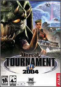 Okładka Unreal Tournament 2004 (PC)