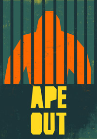 Game Ape Out (PC) Cover