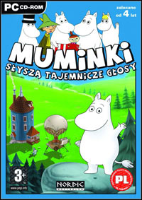 Okładka Moomin and the Mysterious Howling (PC)