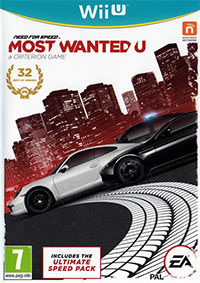 Game Need for Speed: Most Wanted (PSV) Cover