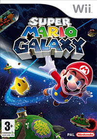 Game Super Mario Galaxy (Wii) Cover