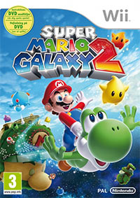Game Super Mario Galaxy 2 (Wii) Cover
