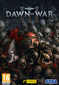 Warhammer 40,000: Dawn of War III Game Box