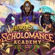 game Hearthstone: Scholomancjum