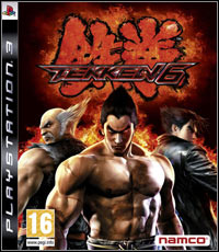 Game Tekken 6 (PS3) Cover