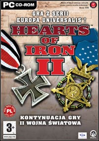 Gra Hearts of Iron 2 (PC)