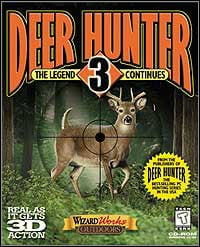 Game Deer Hunter 3: The Legend Continues (PC) Cover