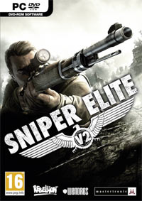 Game Sniper Elite V2 (X360) Cover