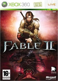 Fable II Game Box
