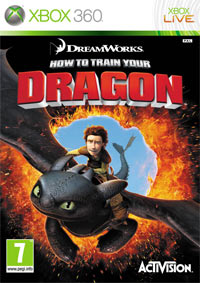 Gra How to Train Your Dragon (XBOX 360)