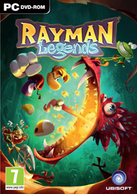 Gra Rayman Legends (PC)