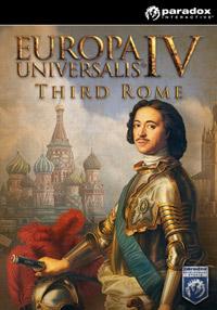 Game Europa Universalis IV: Third Rome (PC) Cover
