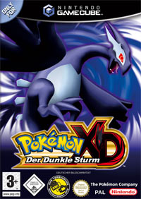 Game Pokemon XD: Gale of Darkness (GCN) Cover